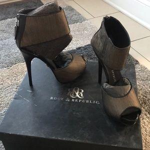 Rock & Republic shoes size 6